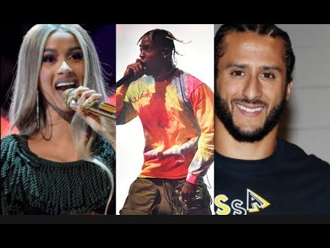 SORRY TRAVIS SCOTT! Cardi B Turns Down The SuperBowl In Support Of Colin Kaepernick Mp3
