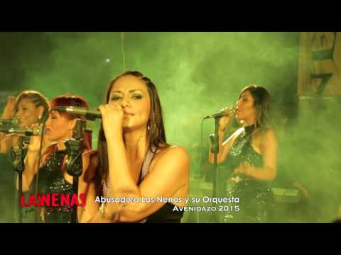 Mix Colegiala , Merengue Las Nenas y su Orquesta En Vivo HD