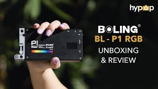 Gambar cover The Best Compact LED Yet? Boling BL-P1 Unboxing and Review