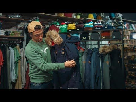 видео: Полный обзор курток Запорожец heritage от 21shop