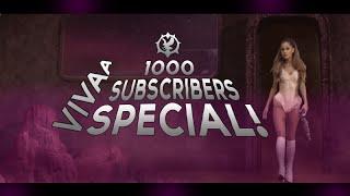 Aquila Vivaa: 1000 Subscribers Special!