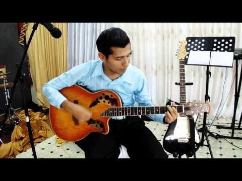 Tutorial de vine a adorarte en guitarra facil | Doovi