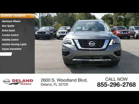 2020 Nissan Pathfinder DeLand Nissan C579369