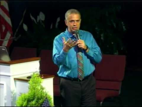 """Camp Meeting 2016 - Roger Hernandez """"Lessons from the Cave, Part 2"""""""