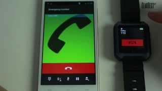 U Watch U TERRA Smartwatch  from GearBest.com