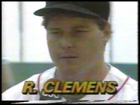 MLB - 1986 All Star Game - Astrodome - Al Michaels & Jim Palmer & Tim McCarver