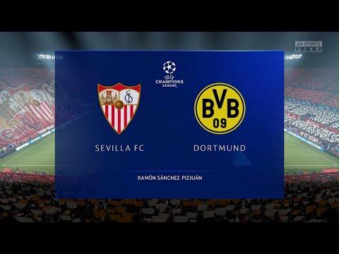 Sevilla Vs Borussia Dortmund | UEFA Champions League 17 February 2021 Prediction