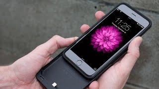 iPhone 6 Plus - ENERGI Sliding Power Case