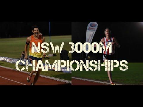 2016 NSW 3000m Championships & Treloar Shield