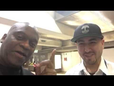Armando: Raiders Fan, BART Agent Talks Oakland Stadium, The Autumn Wind - Zennie62
