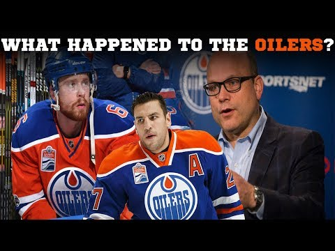What happened to the Edmonton Oilers? (2018)
