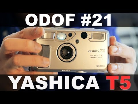 One Day On Film #21 | YASHICA T5 (My first compact camera)