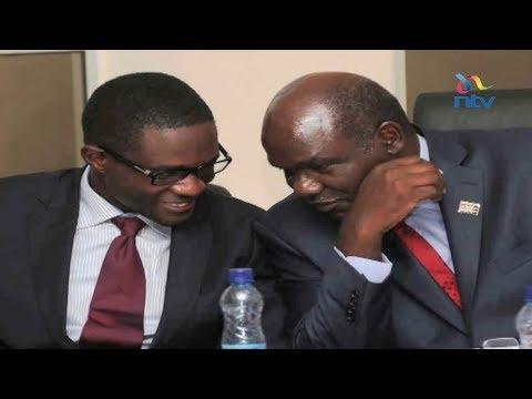 IEBC CEO Ezra Chiloba could be Kenya