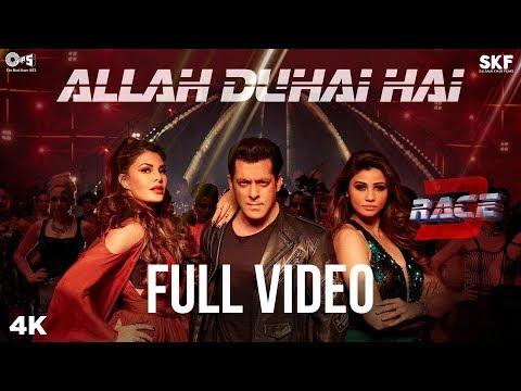 Allah Duhai Hai Full Video - Race 3 | Salman Khan, Jacqueline, Anil, Bobby, Daisy | JAM8 (TJ)