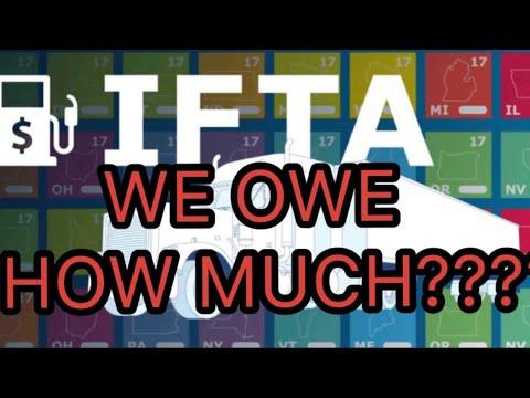 IFTA Filing.