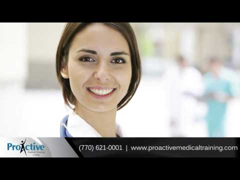 Proactive Medical Training Center | Specialty Schools in Chamblee