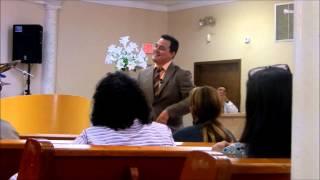 Centro Internacional Sion - Pastor Walter Arias - El Altar Familiar- Miami, Fl