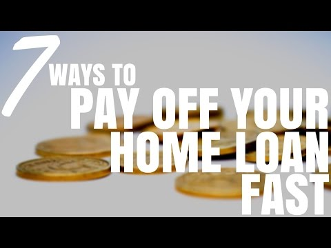 7 Ways To Pay Off Your Home Loan Fast (Ep93)