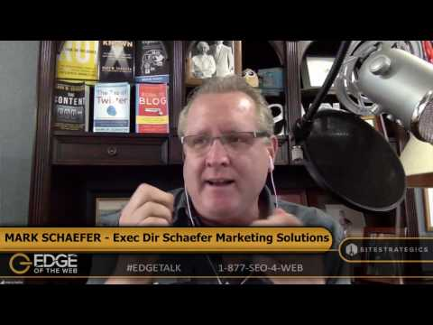 Why Did You Write the Book Known? w/Mark Schaefer | Edge of the Web