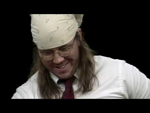 David Foster Wallace interview on Charlie Rose (1997)