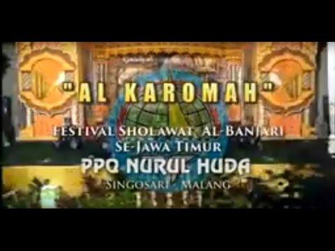 Al Karomah fesban PPQ Nurul Huda Malang Desember 2016