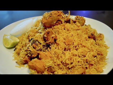 how-to-make-chicken-biryani-under-15-minutes-|-chicken-biryani-in-instant-pot-|-sindukiran