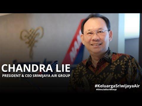 CEO Sriwijaya Air Group | Chandra Lie - Tak Kenal Maka Tak Sayang #1 (2018)