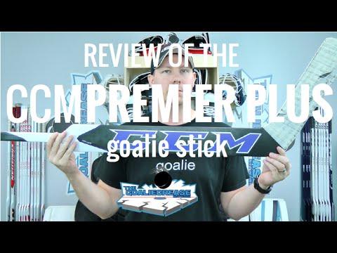 CCM Premier Plus Pro Goalie Stick Review