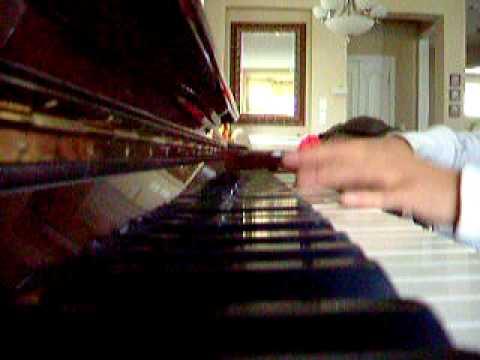 Neyo - Lie to me piano