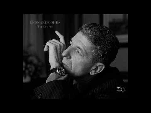 Leonard Cohen - The Letters