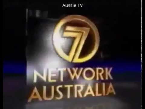 grundy television logo seven network endtag 1996 youtube