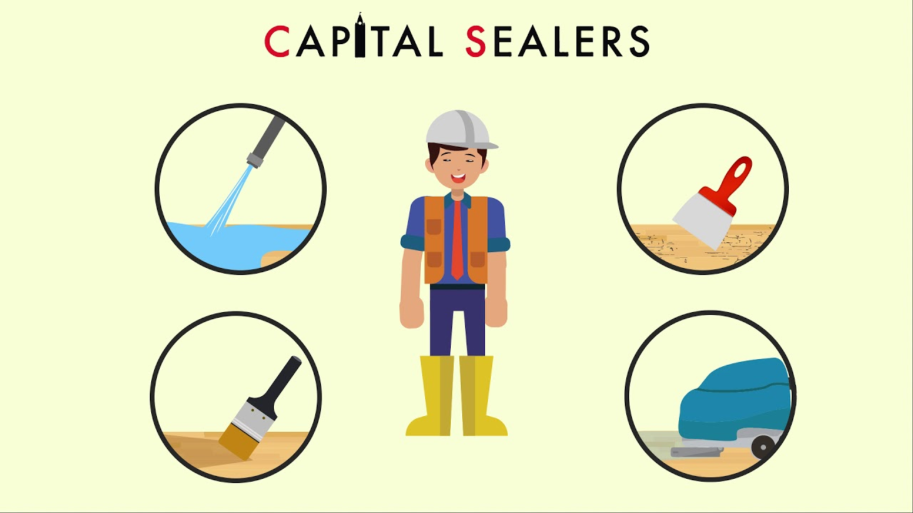 Capital Sealers - Explainer Video