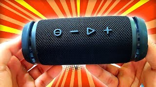 Boat Stone SpinX 2.0 Portable Wireless Speaker UNBOXING and OVERVIEW!