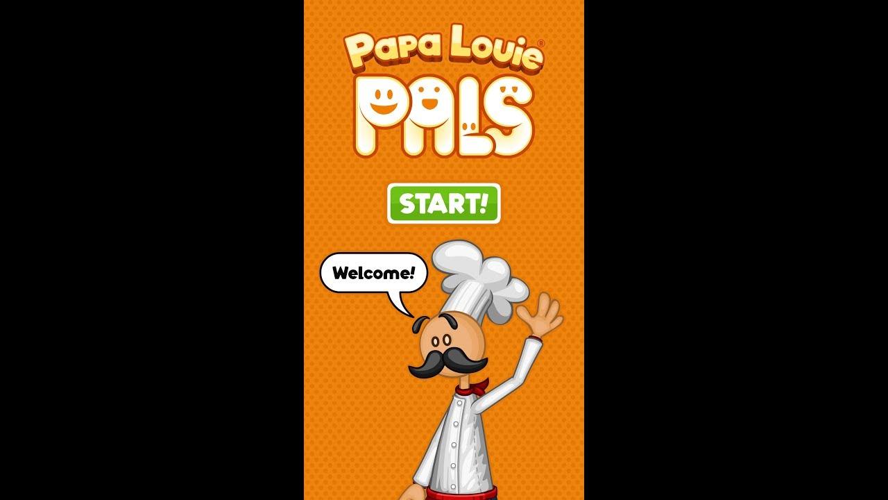 Papa Louie Pals Youtube
