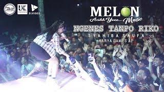 NGENES TANPO RIKO (SKA KOPLO) SYAHIBA SAUFA \\ MELON MUSIC LIVE REJOAGUNG SRONO