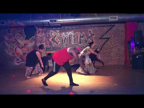 Open Stage - Djoli Kelen - West African Dance - Performance