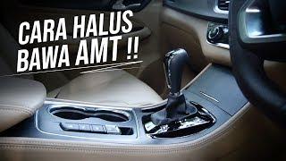 Begini Cara Membawa Mobil Transmisi AMT Agar Halus