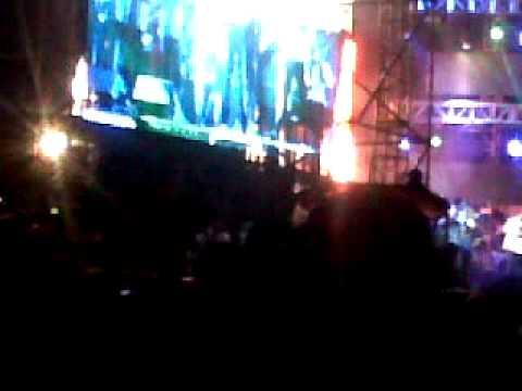 martin elias en el metro concierto de cartagena de indiascerrando con broche de oro el concierto