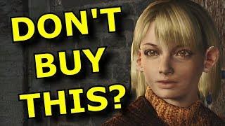 Why I REGRET Buying Resident Evil 4 on Nintendo Switch!!