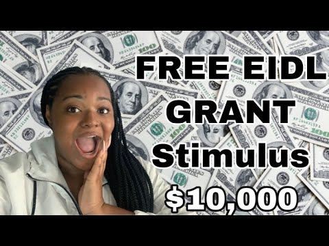 10,000 EIDL GRANT💰 Deposited in 3 DAYS | HOW TO apply for FREE $1000(SBA) from YouTube · Duration:  10 minutes 17 seconds