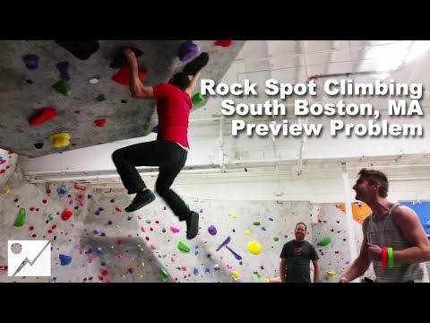 Rock Spot Climbing: South Boston Preview