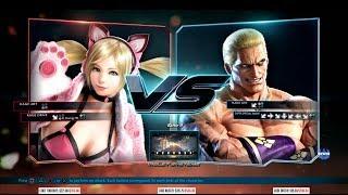 Tekken 7 Grand Final ▷ NLBC 118 ▷ Reno (Lucky Chloe) vs Onijin (Geese)