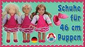 0350b0e1b7a8a DIY | Raglan Kleid für 34 und 46 cm Puppen wie Wellie Wishers und ...