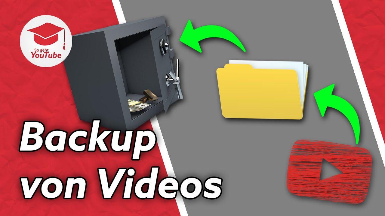 Videos Archivieren