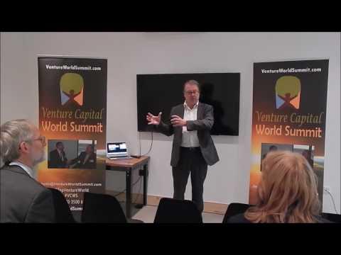 Venture Capital World Summit 2016 Mark John Speaking