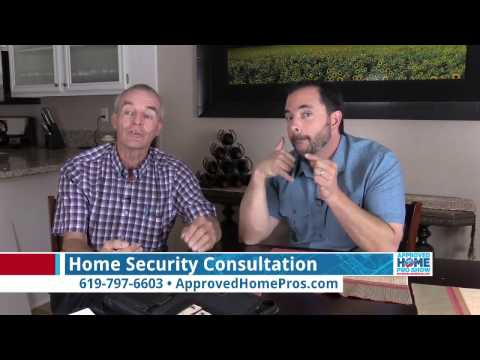 San Diego Security Systems: Clint's Real Life Consultation