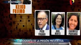 Radiografía de la prisión preventiva: Keiko Fujimori en su momento más duro KEIKO 検索動画 14