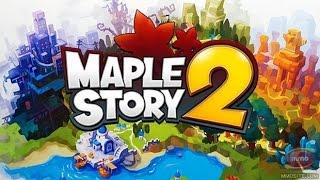 [ Учебник игра MS2 ] Как играть MapleStory 2 - Часть 1