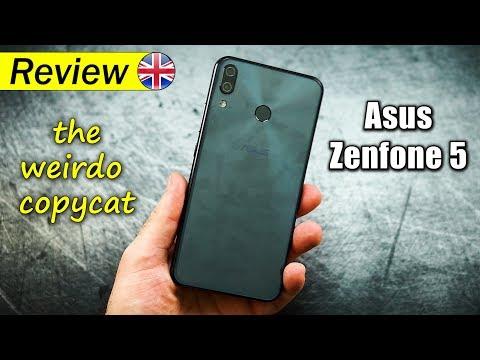 Asus Zenfone 5 | 50% really good, 50% weird...