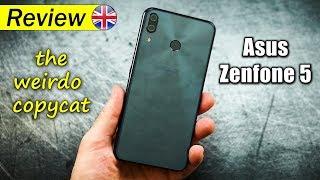 Asus Zenfone 5   50% really good, 50% weird...